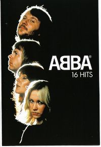 Cover ABBA - 16 Hits [DVD]